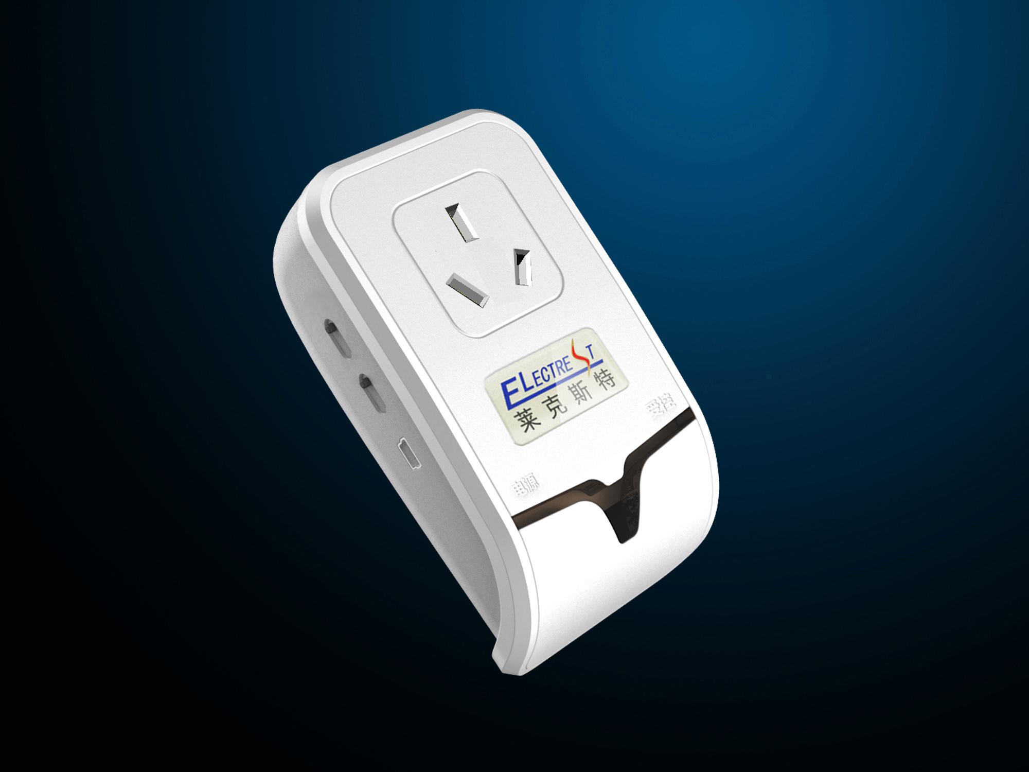 空调智能节电控制器3_产品设计-来设计
