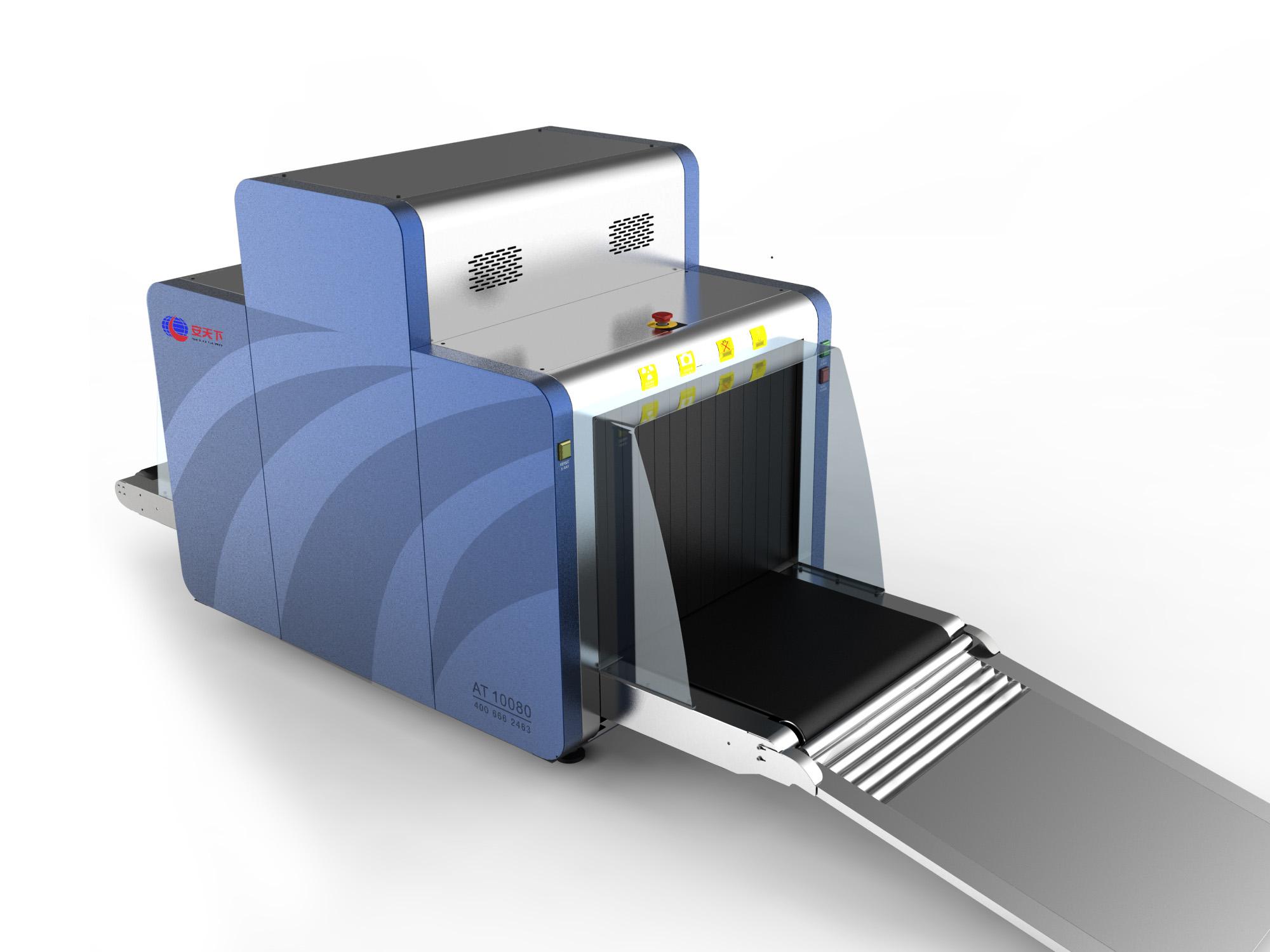 通道式X光机6_产品设计-来设计