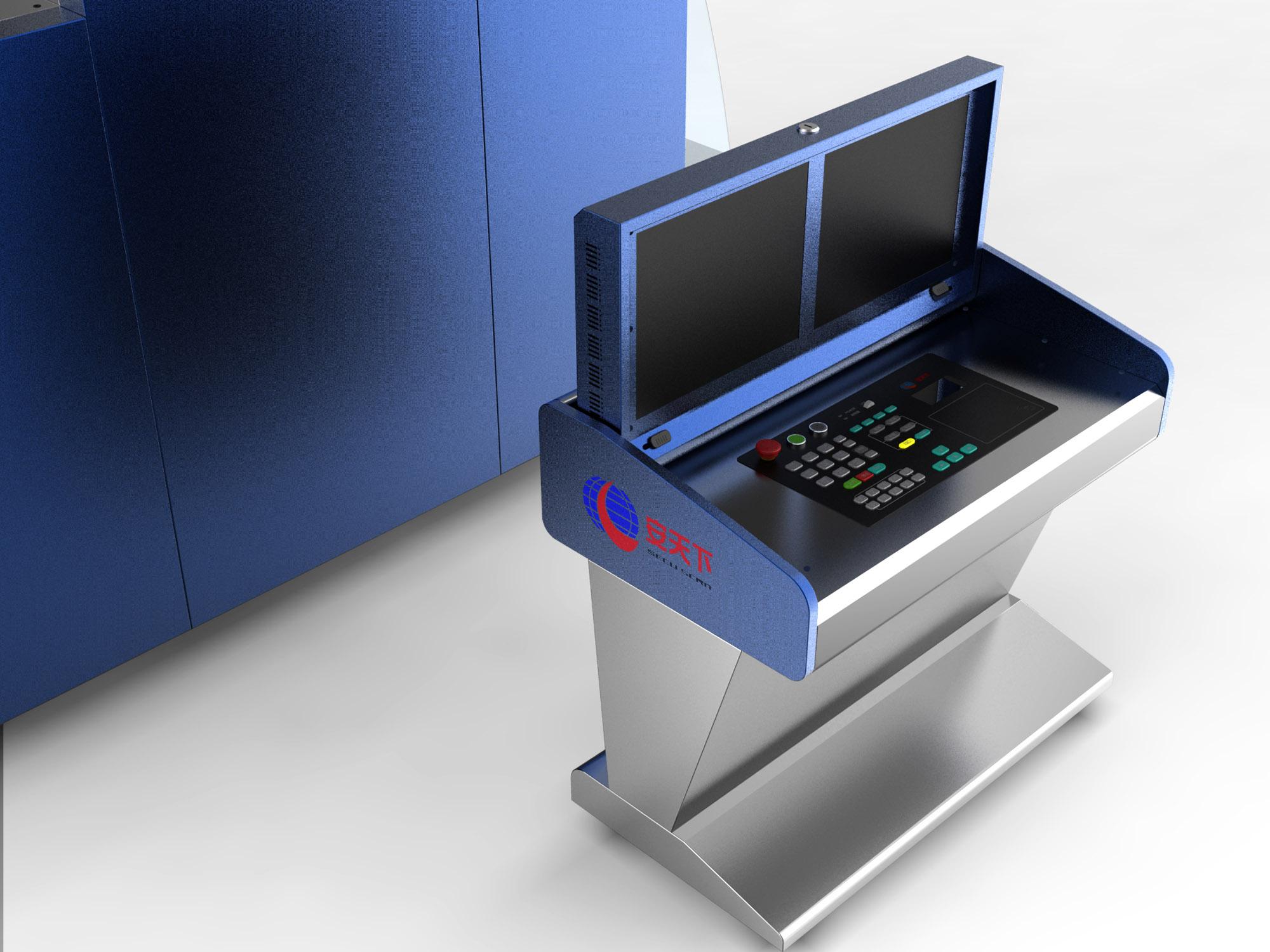 通道式X光机3_产品设计-来设计