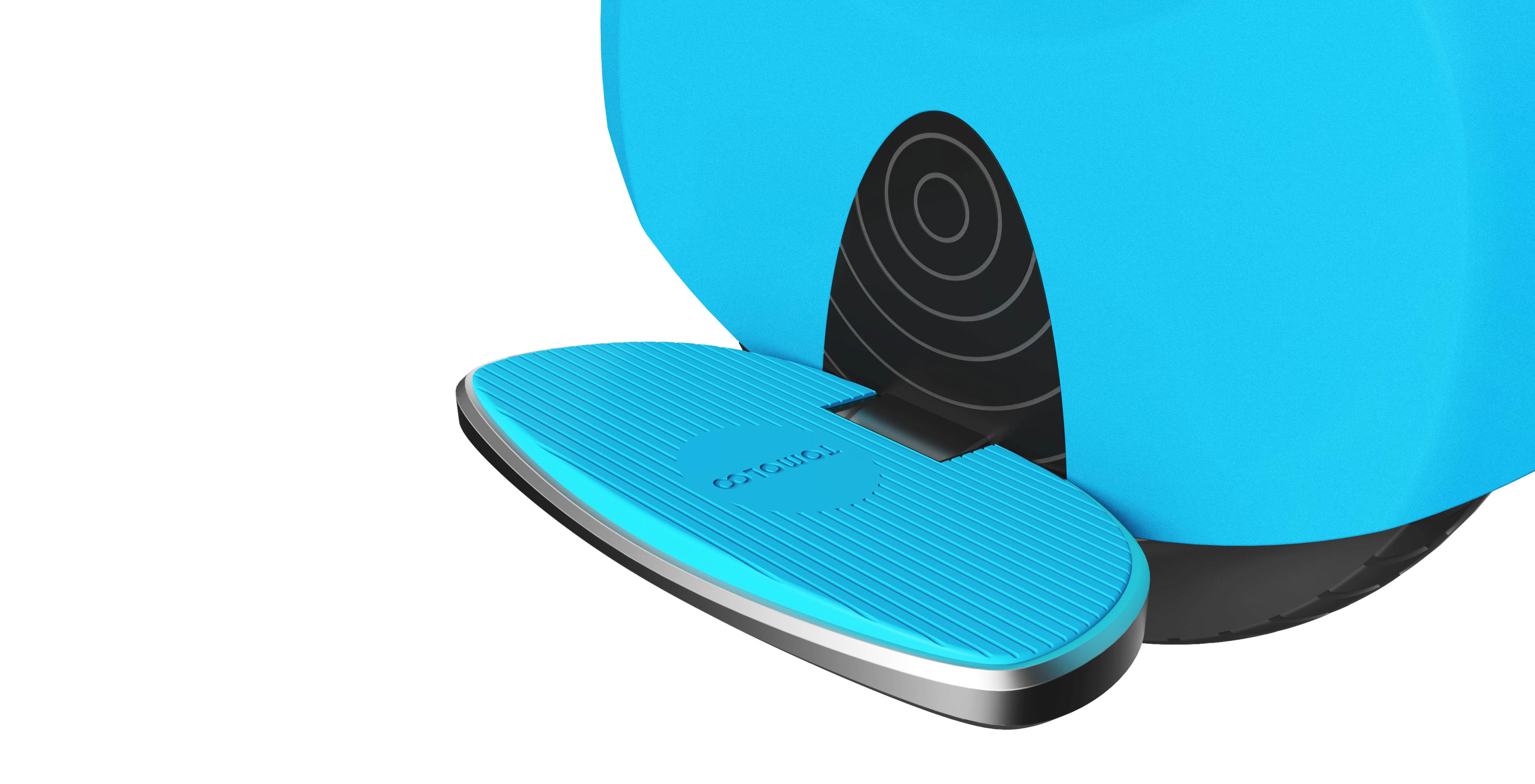 平衡车4_产品设计-来设计