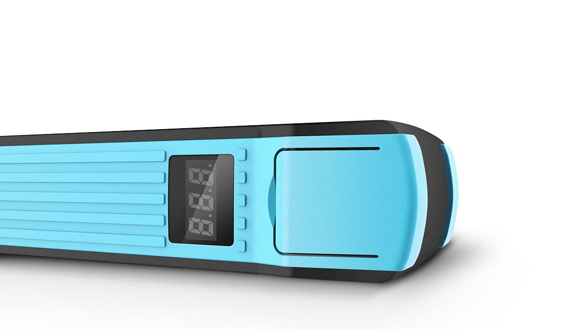 智能汽车启动器_产品设计-来设计4