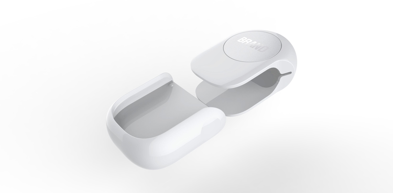 移动智能按摩器收纳盒2_产品设计-来设计