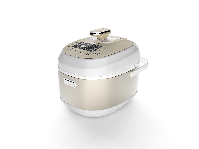 电压力锅3_产品设计-来设计