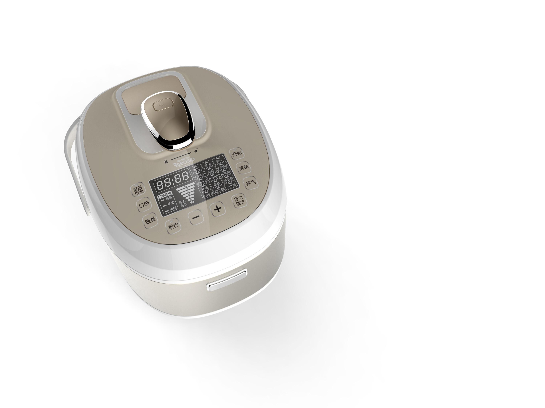 电压力锅4_产品设计-来设计