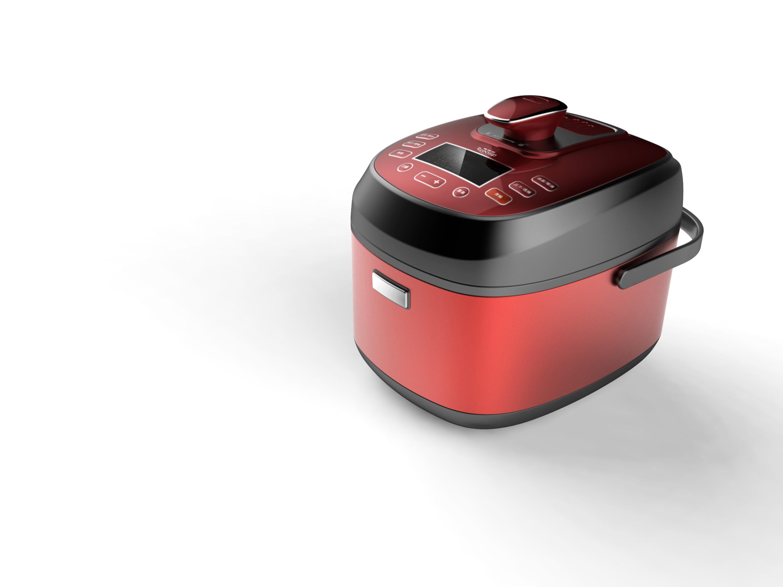 电压力锅3产品设计-来设计