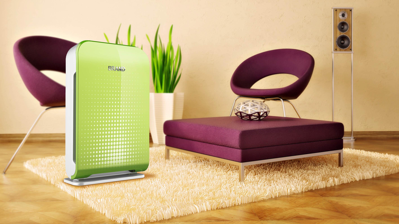 空气净化器_产品设计-来设计