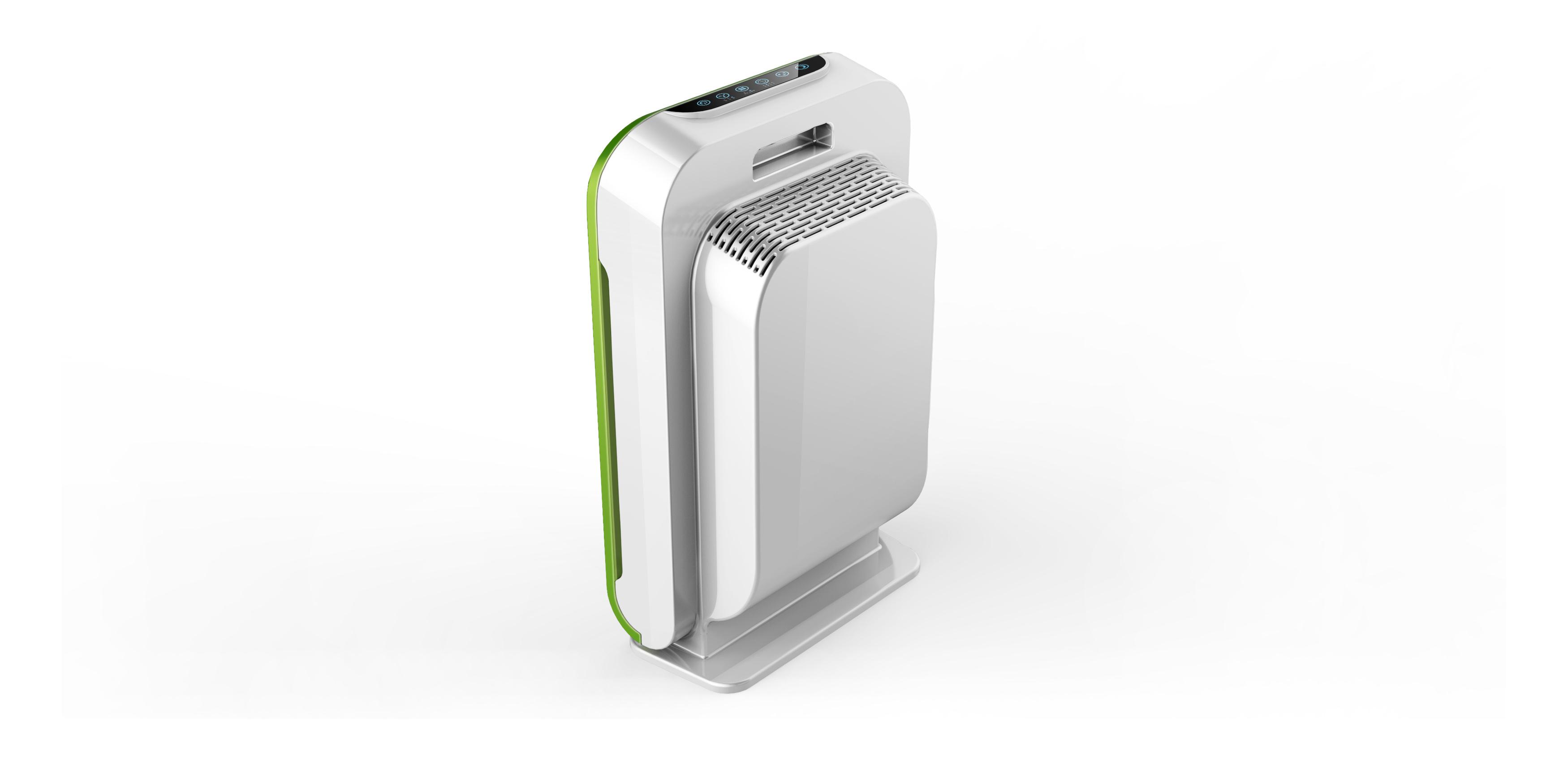 空气净化器3_产品设计-来设计