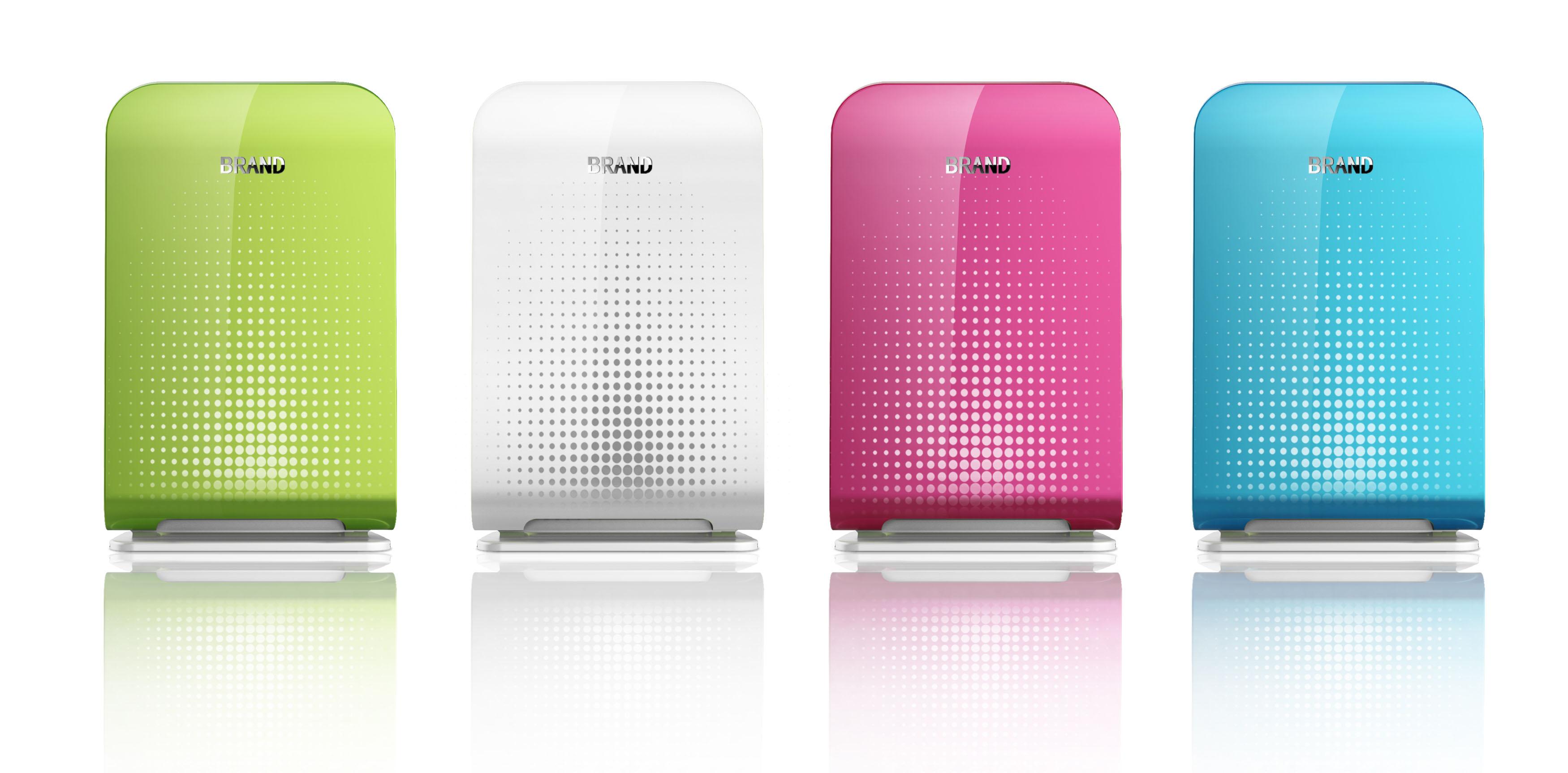 空气净化器4_产品设计-来设计