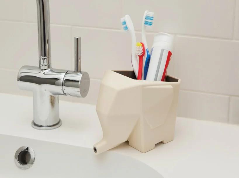 大象餐具排水器_产品设计-来设计1