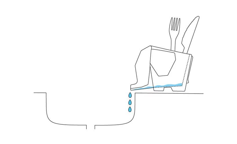 大象餐具排水器4_产品设计-来设计1