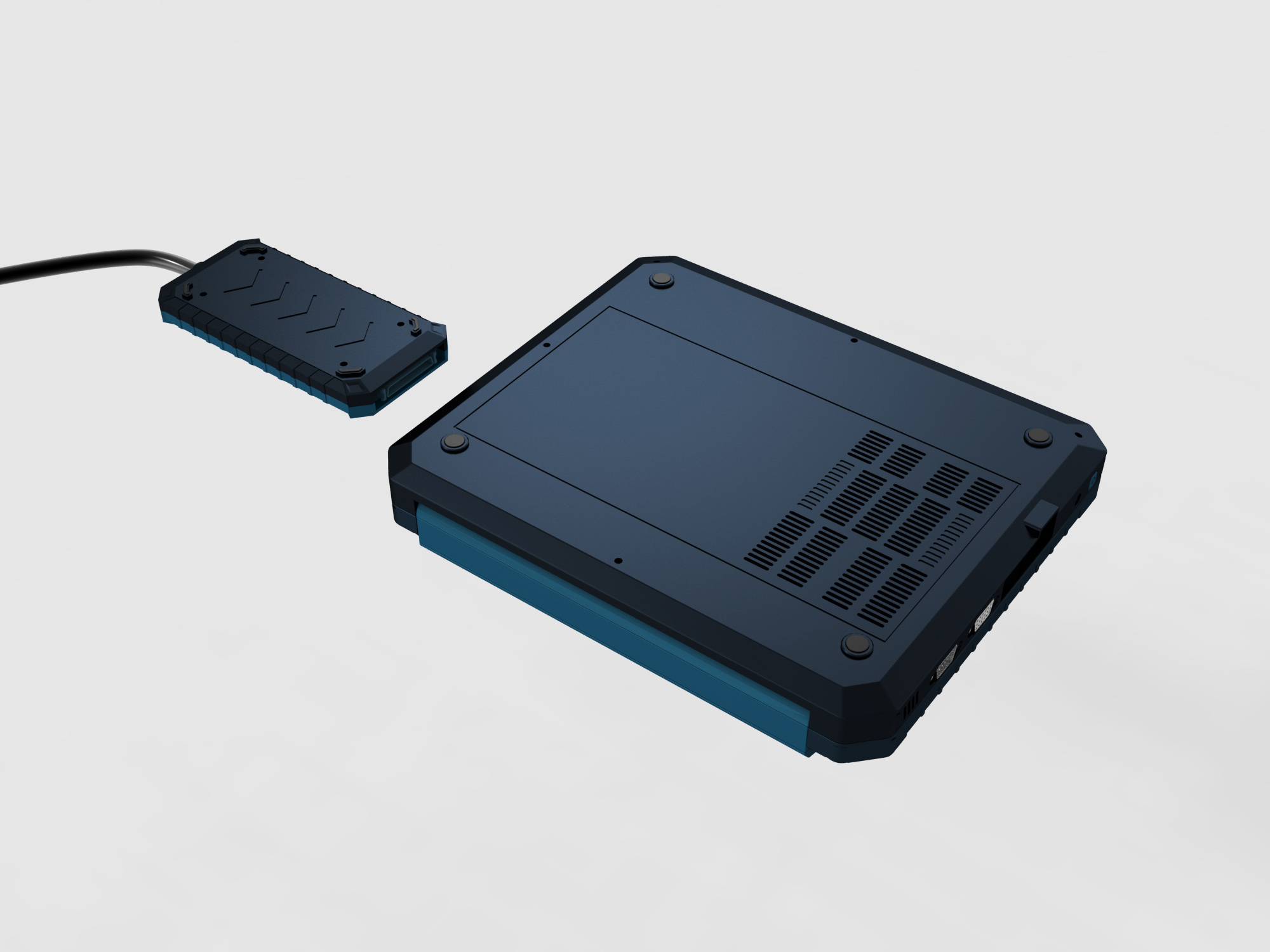温度检测仪3_产品设计-来设计