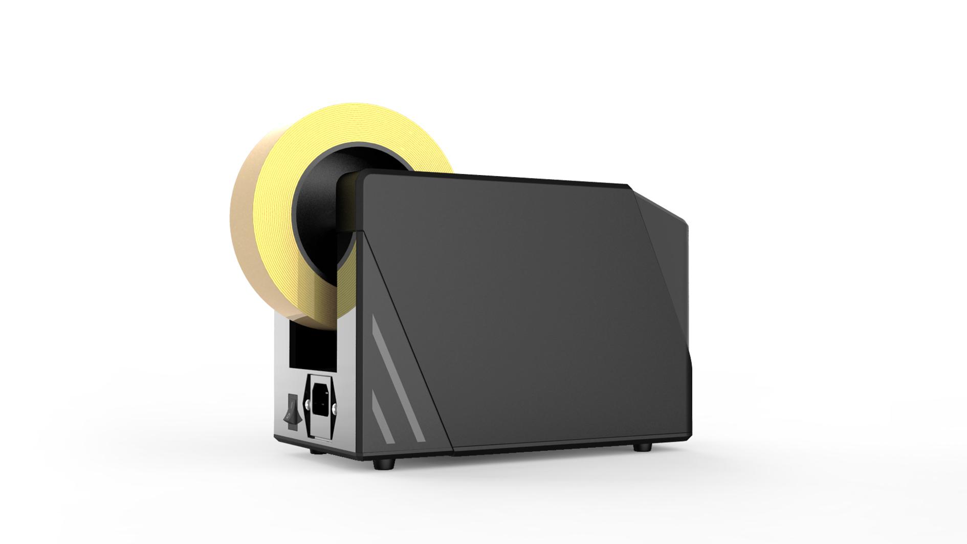 电子胶带机3_产品设计-来设计