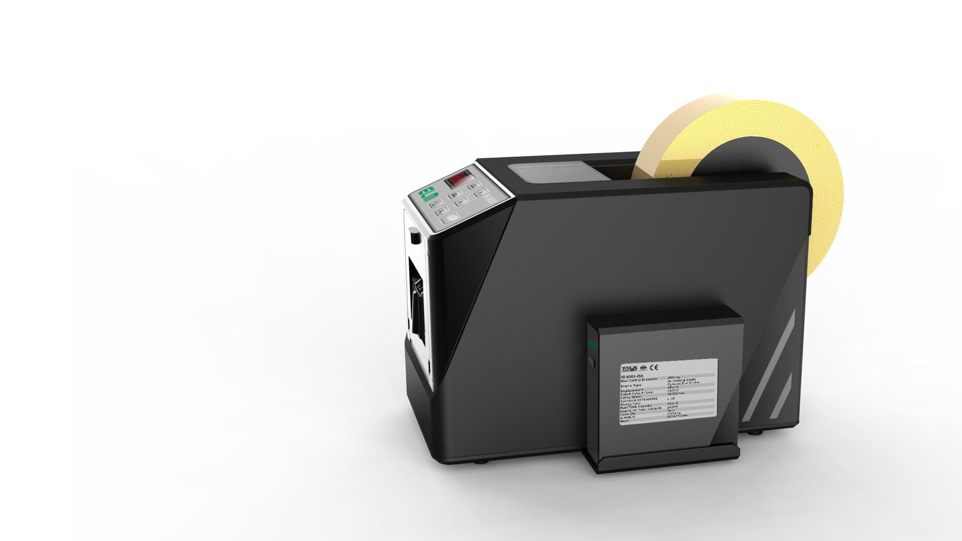 电子胶带机2_产品设计-来设计
