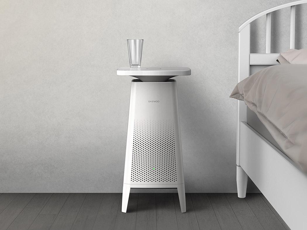 Cozy空气净化器_产品设计-来设计