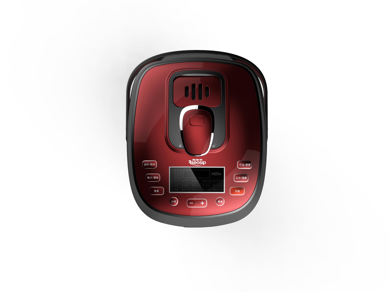 电压力锅_产品设计-来设计