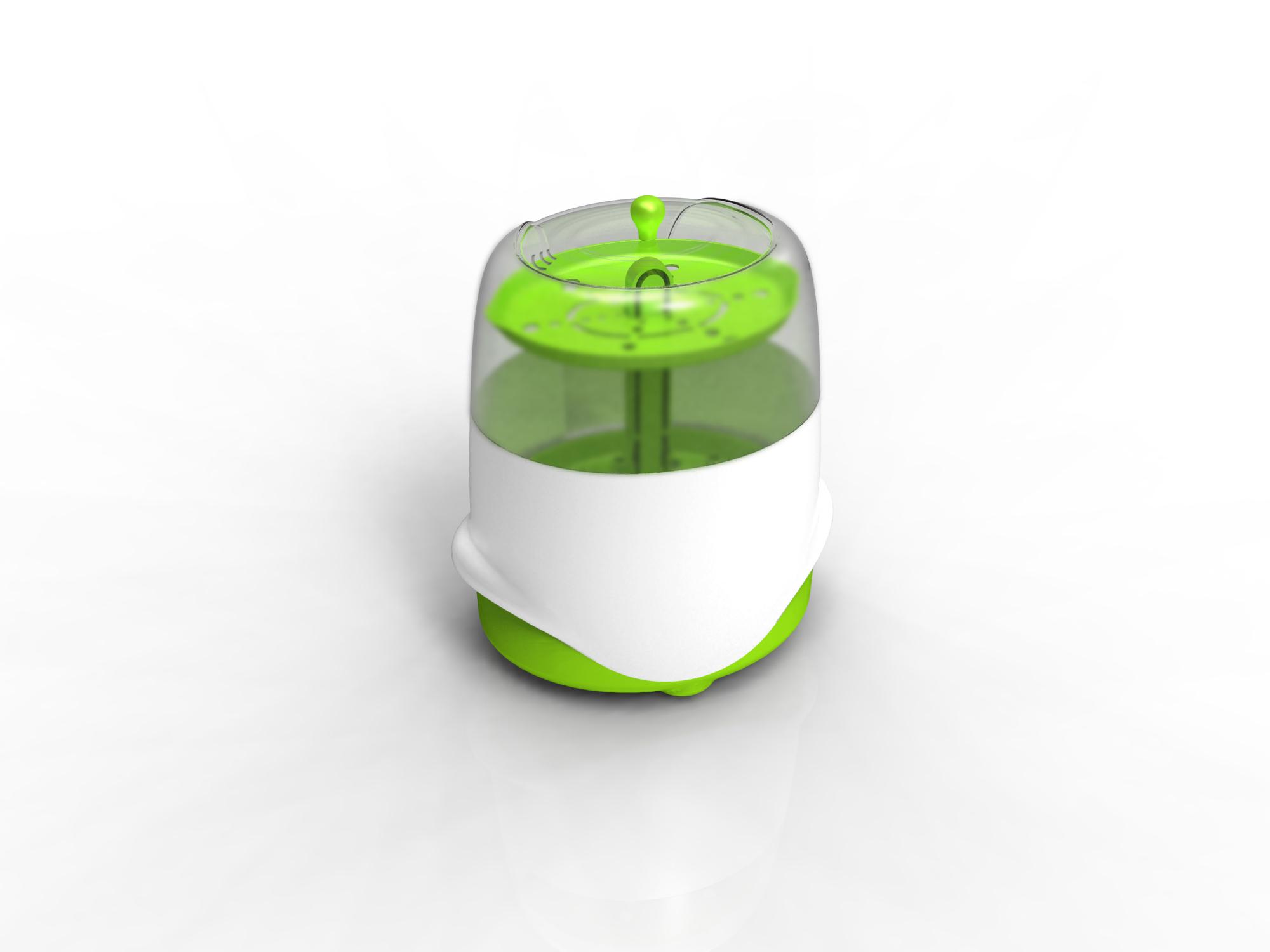 蒸汽奶瓶消毒器2_产品设计-来设计
