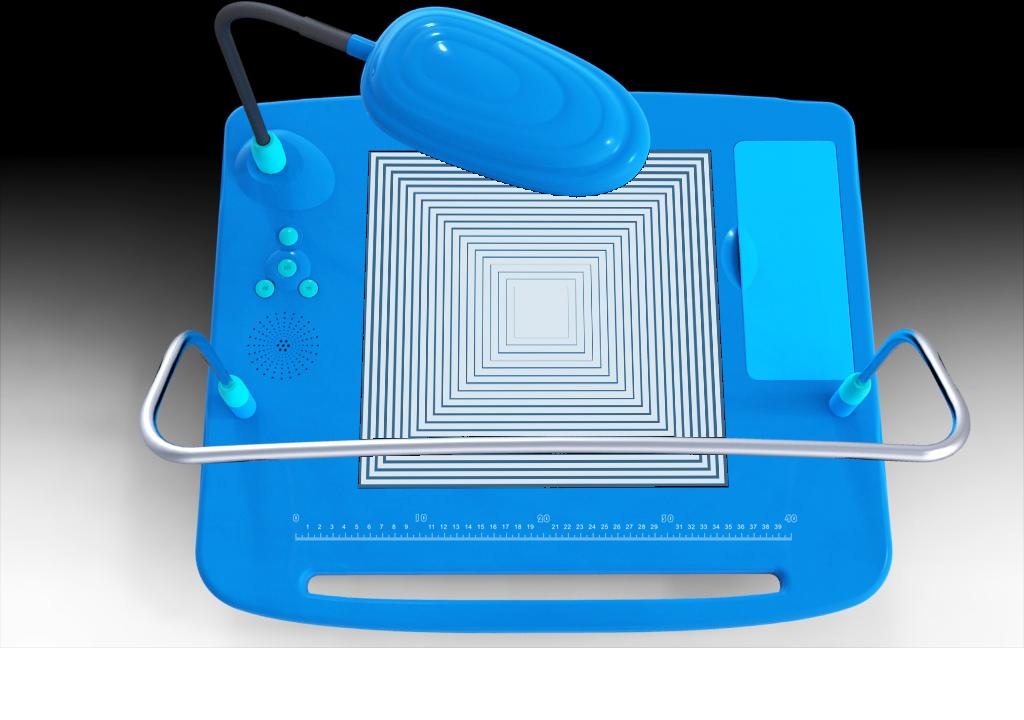 视力矫正台3_产品设计-来设计