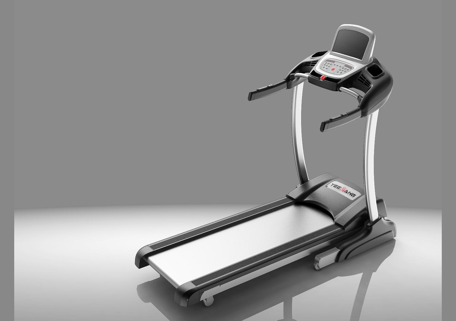 跑步机_产品设计-来设计