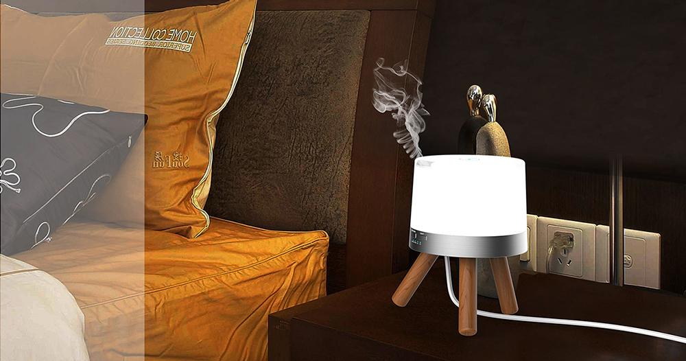 智能加湿器+2床头灯_产品设计-来设计