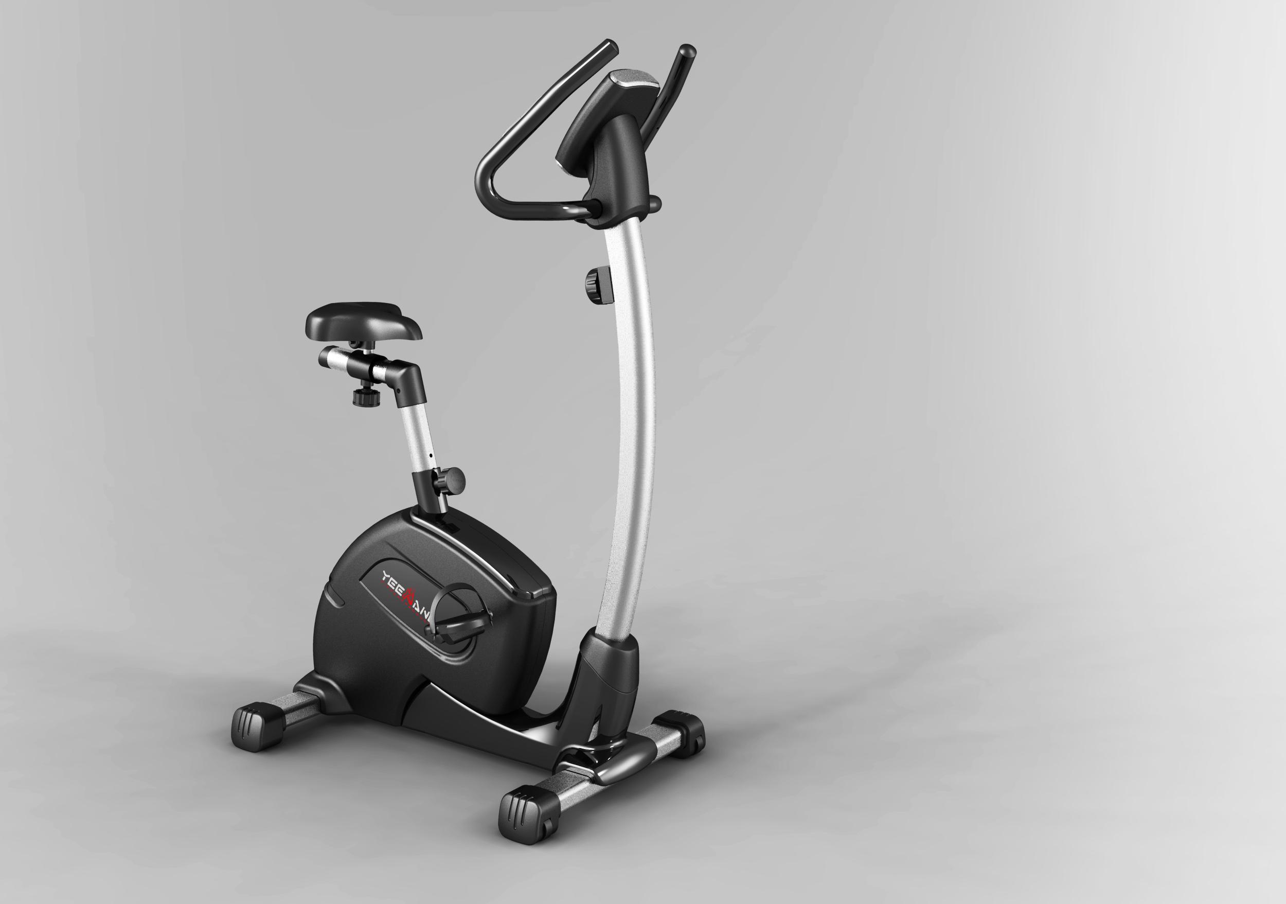 立式健身车_产品设计-来设计