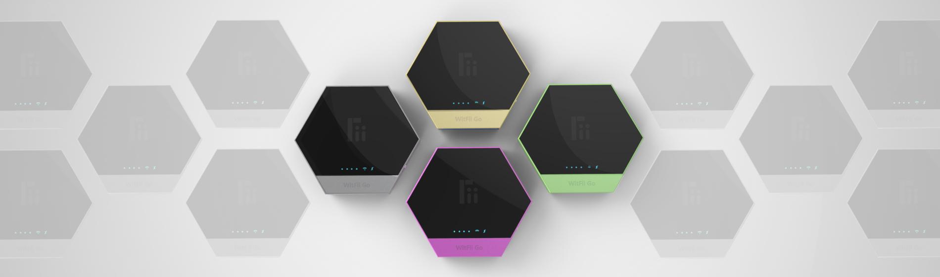 无线充电wifi移动硬盘_产品设计-来设计