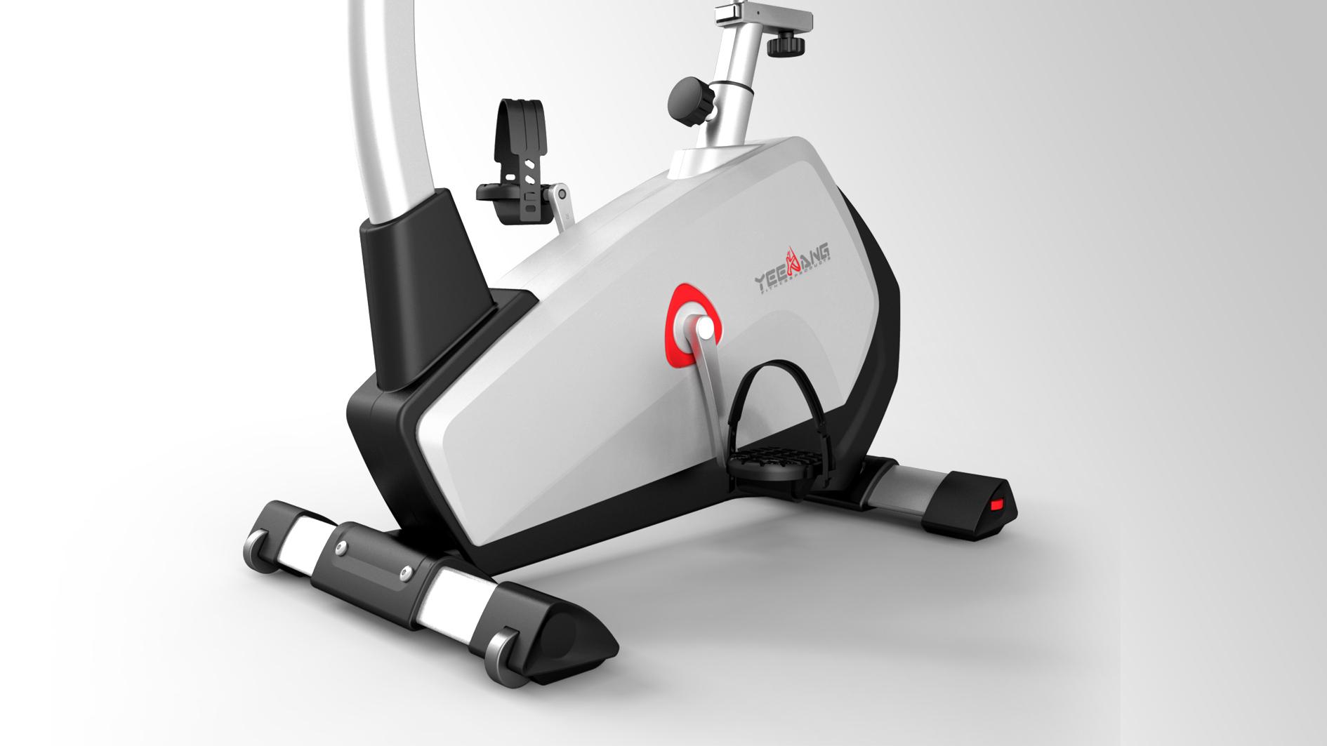 健身车2_产品设计-来设计