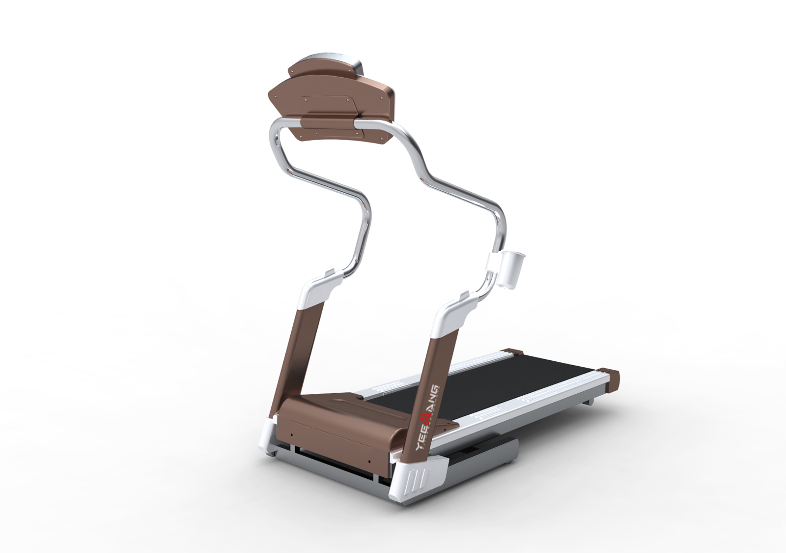 跑步机3_产品设计-来设计