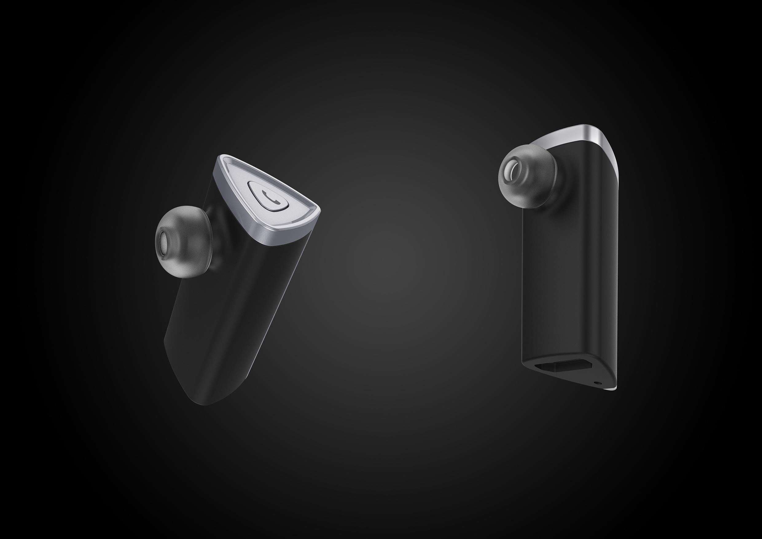 蓝牙耳机2_产品设计-来设计
