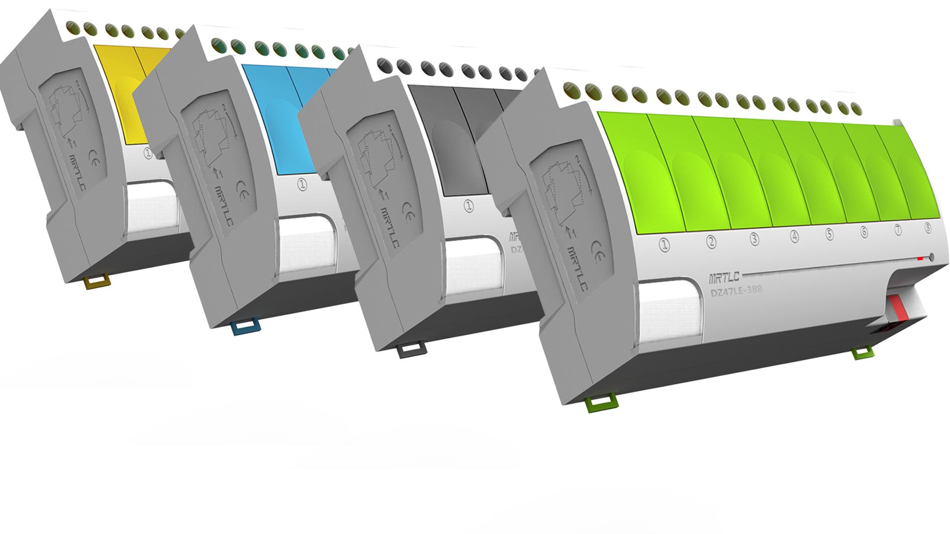 8路开关控制器2_产品设计-来设计