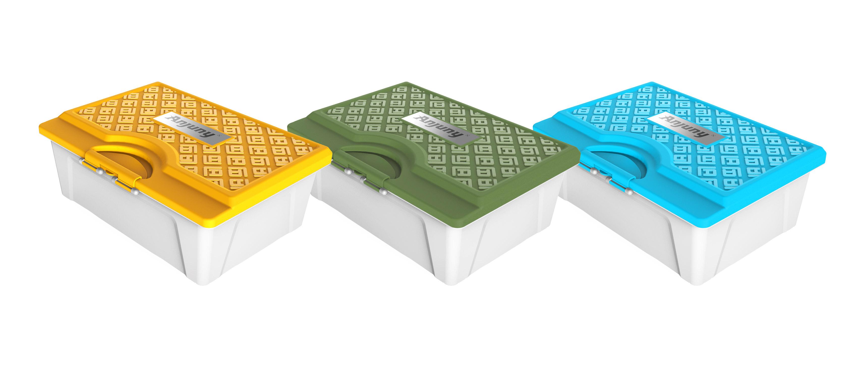 汽车储物箱2_产品设计-来设计