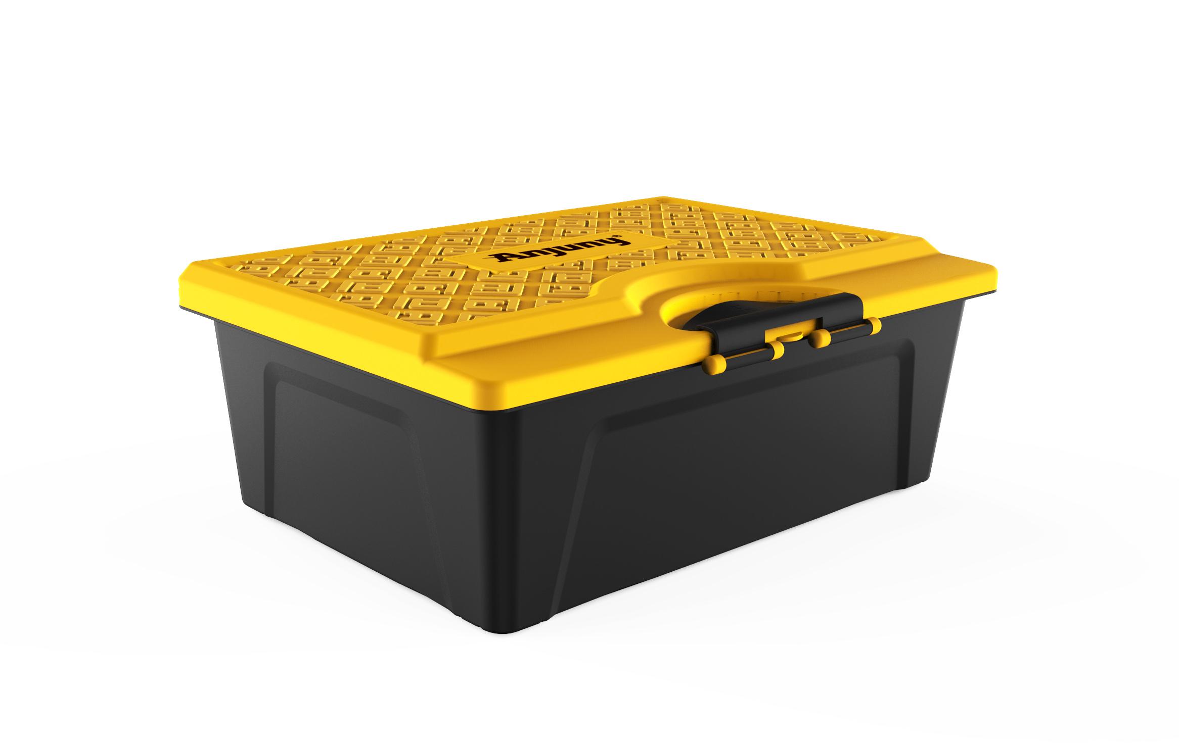 汽车储物箱_产品设计-来设计