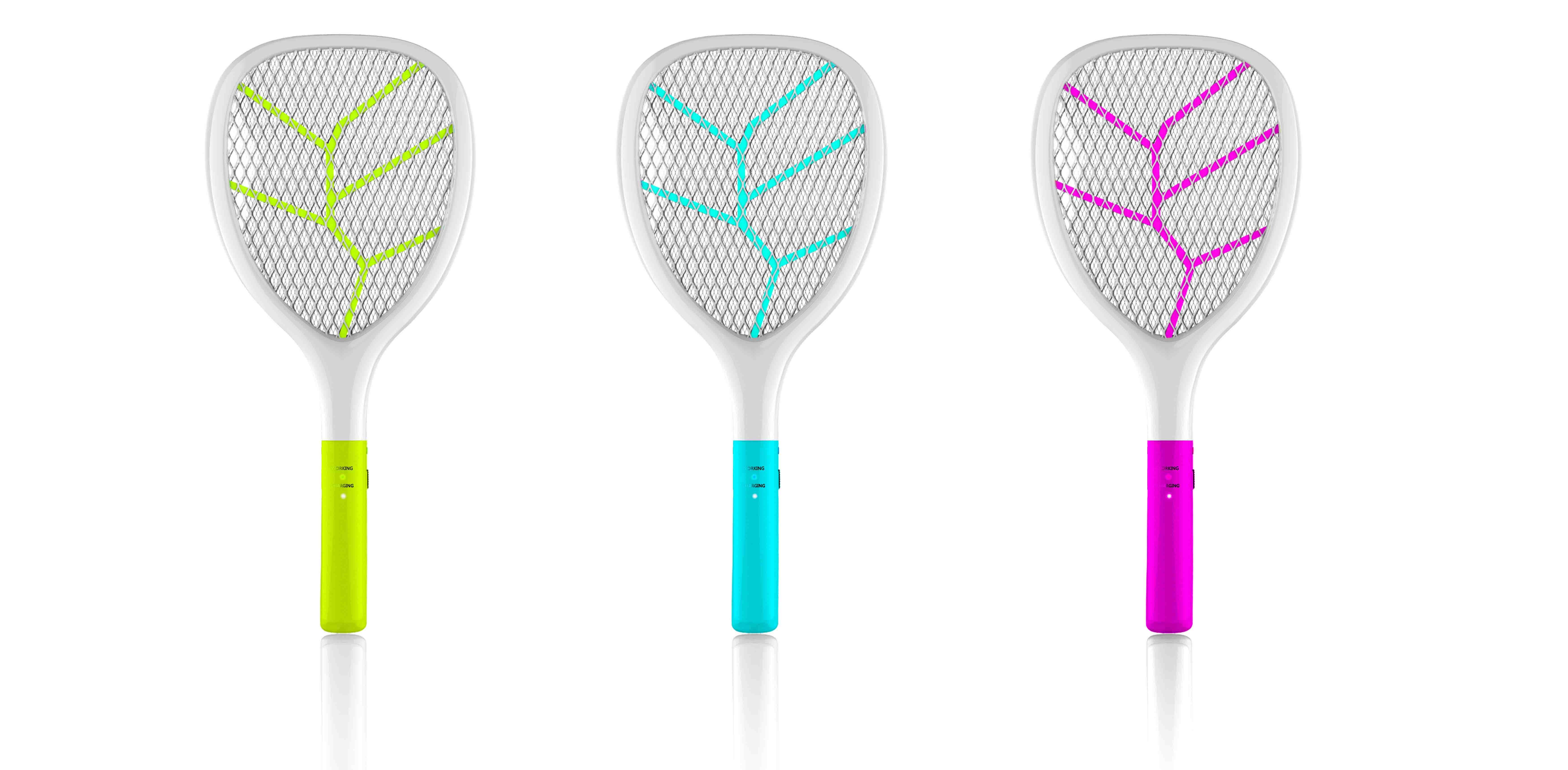 电蚊拍2_产品设计-来设计
