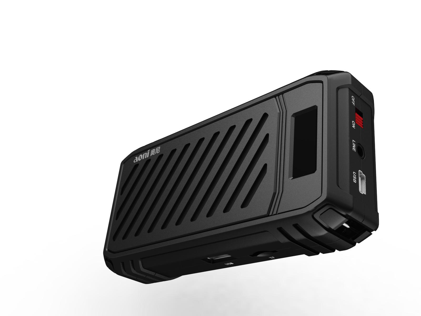 便携音箱4_产品设计-来设计