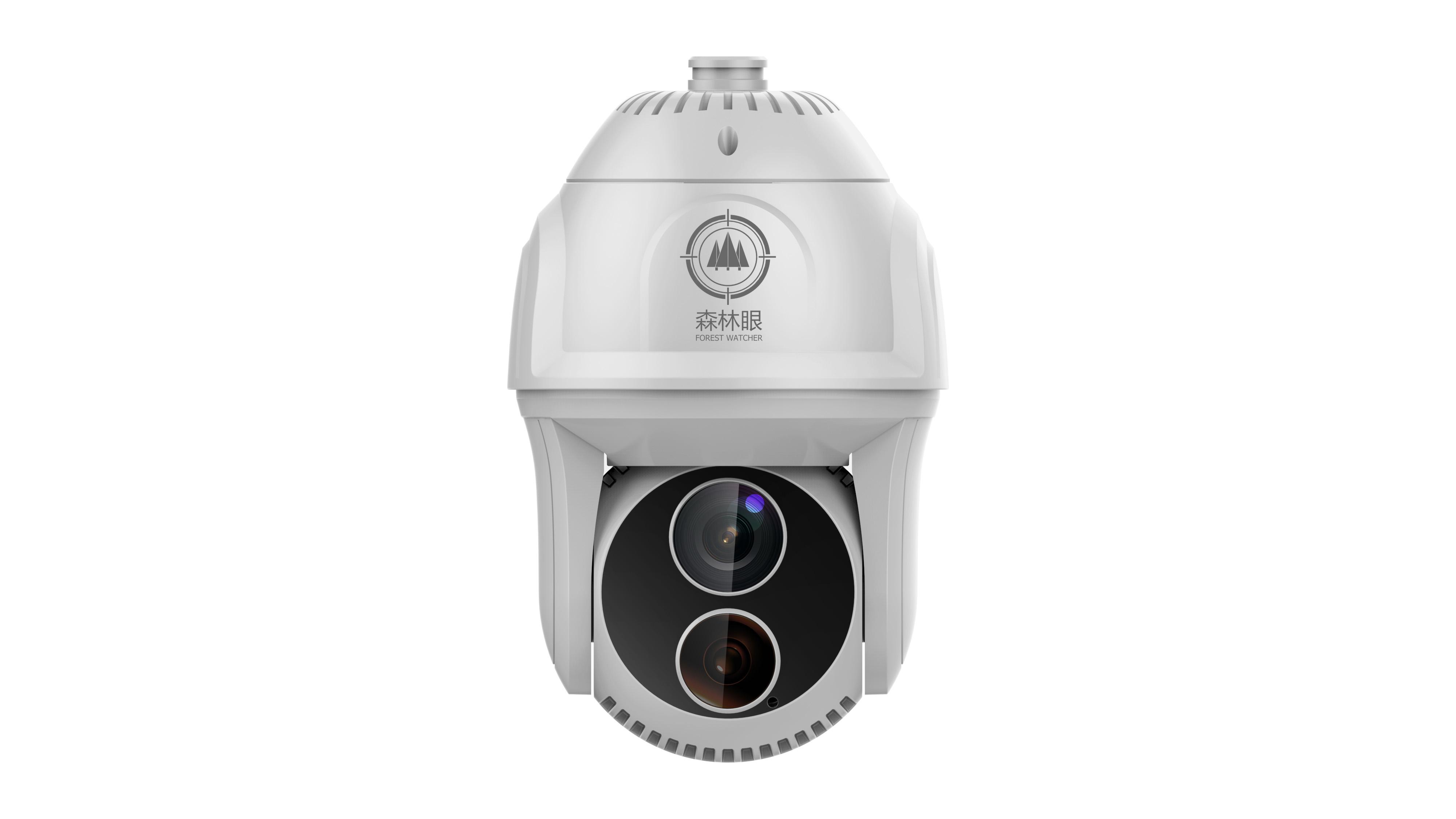 监控摄像机_产品设计-来设计