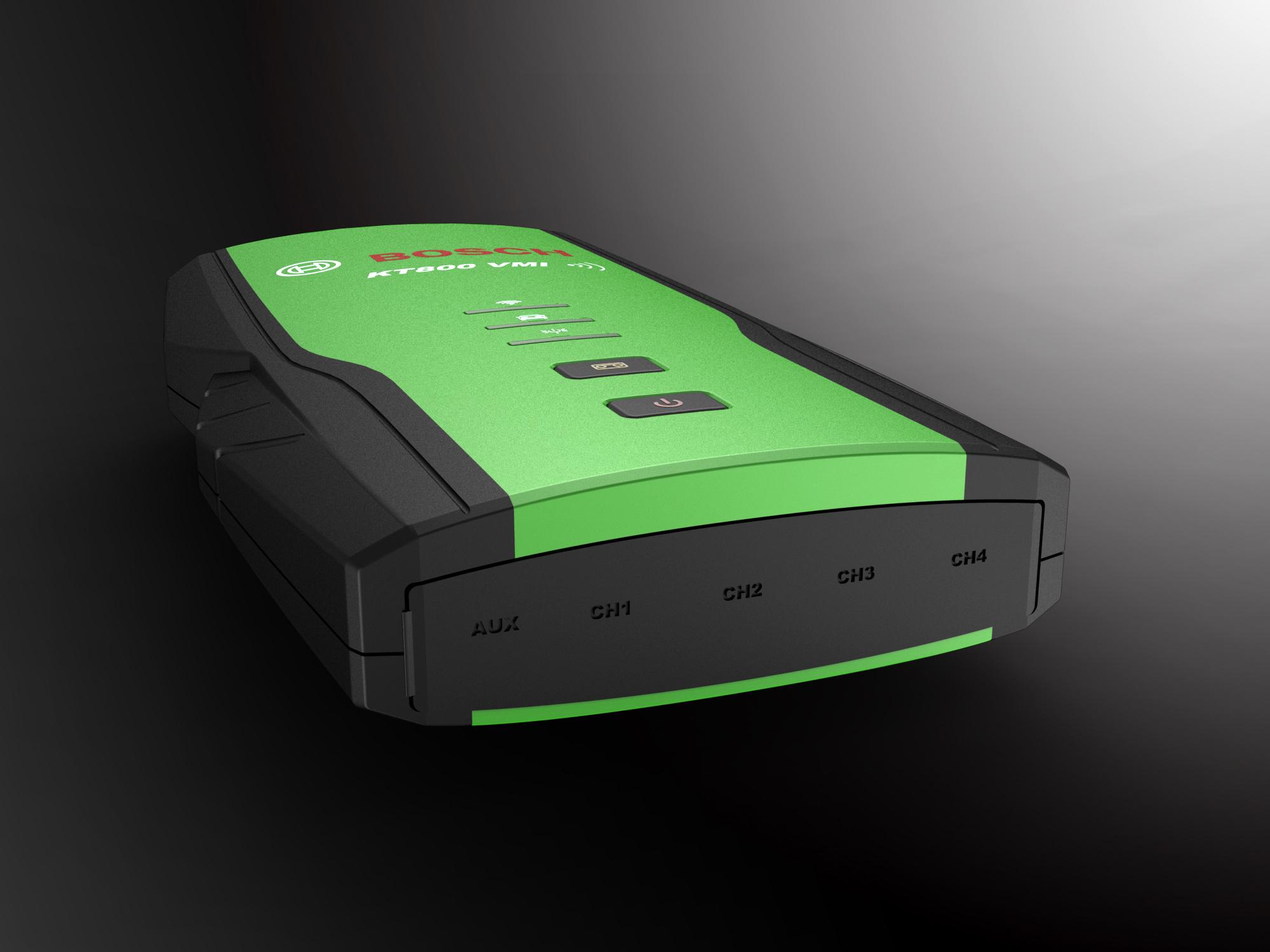 小型车载解码器2_产品设计-来设计
