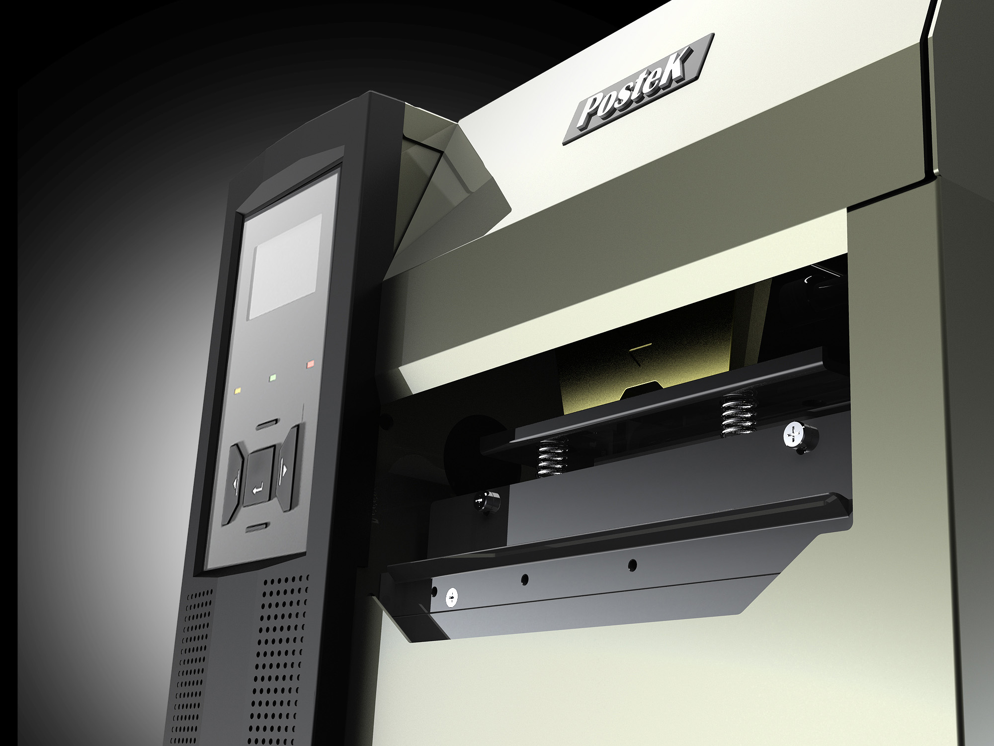 打印机_产品设计-来设计