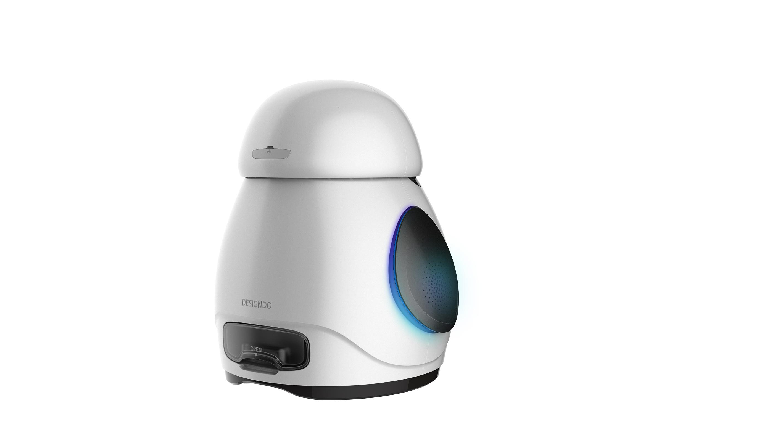 家用智能机器人2_产品设计-来设计