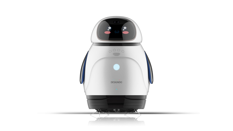家用智能机器人_产品设计-来设计