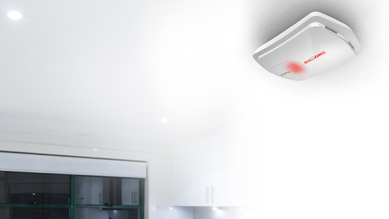 烟雾报警器_产品设计-来设计
