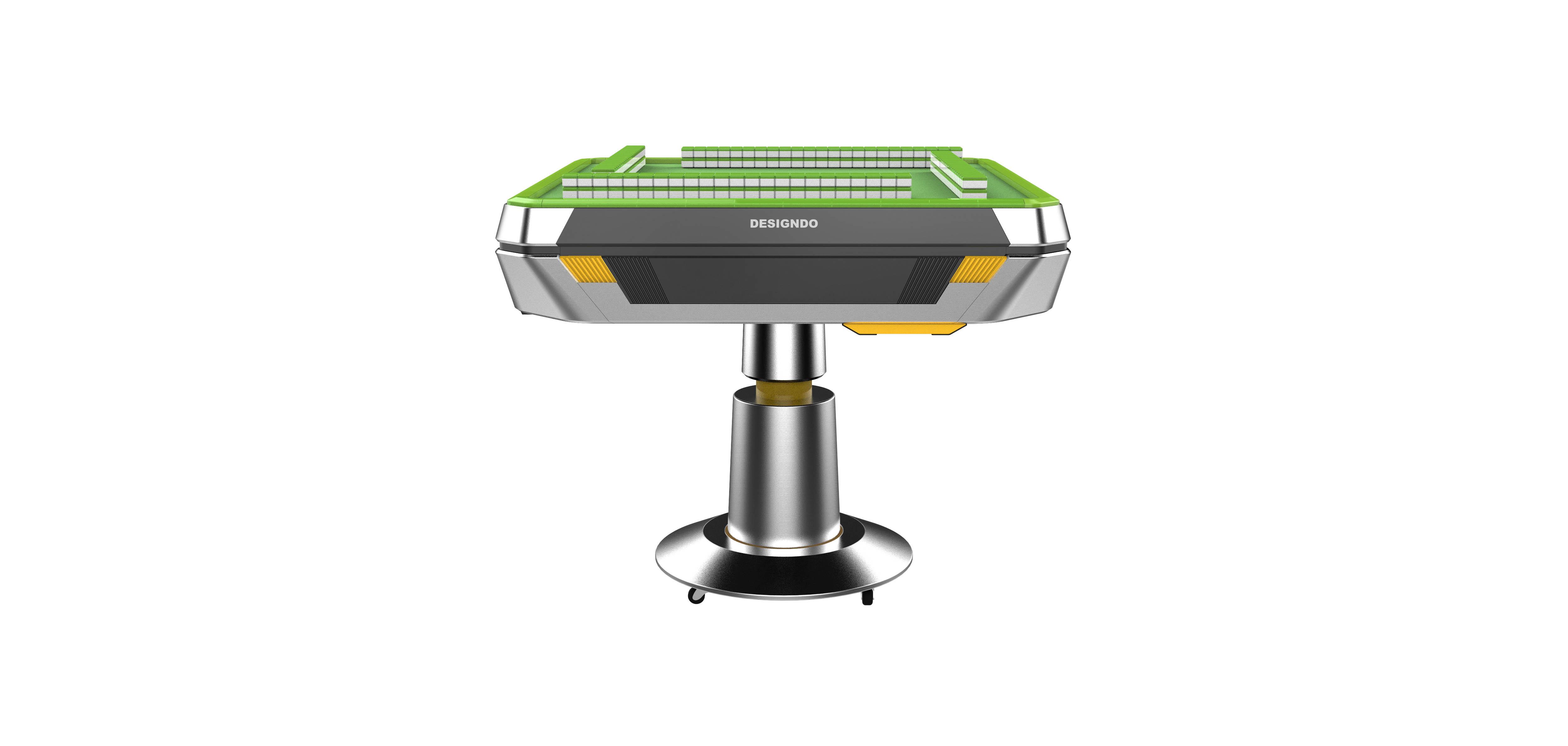 麻将机4_产品设计-来设计