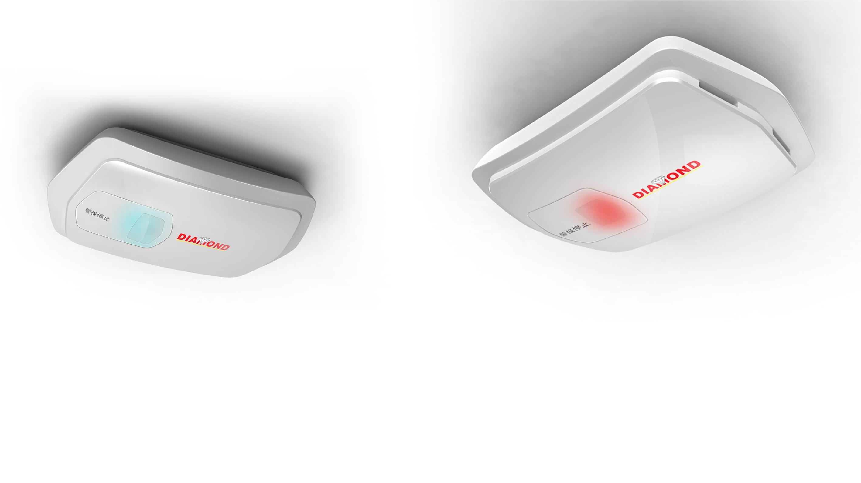 烟雾报警器2_产品设计-来设计