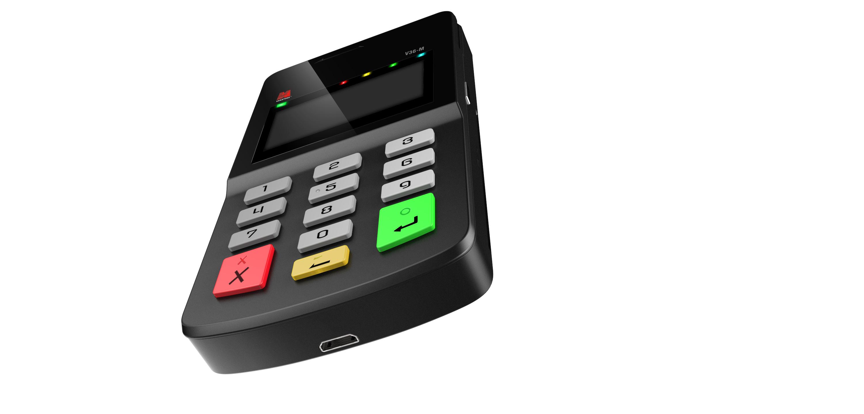 小型金融支付终端4_产品设计-来设计