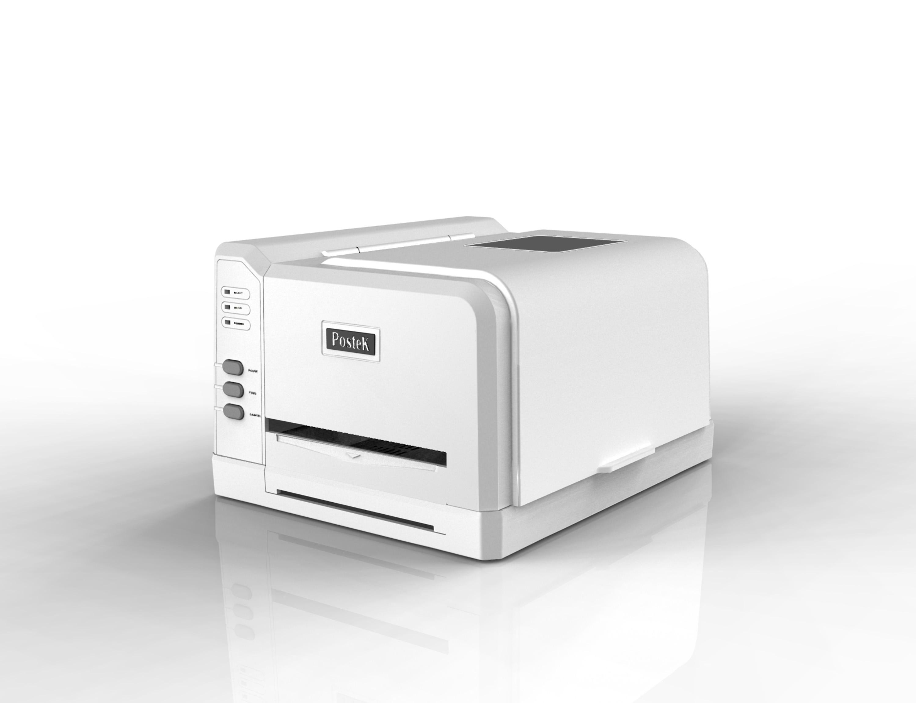 条码打印机_产品设计-来设计