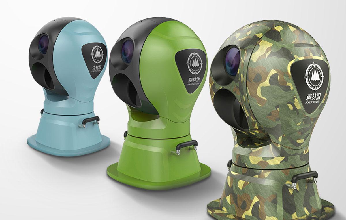 森林眼4_产品设计-来设计