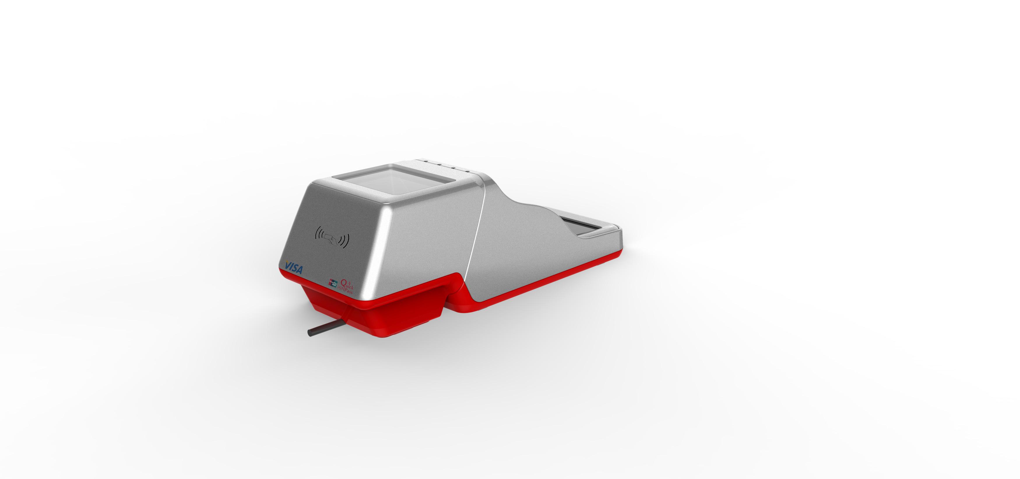 POS机签名板6_产品设计-来设计