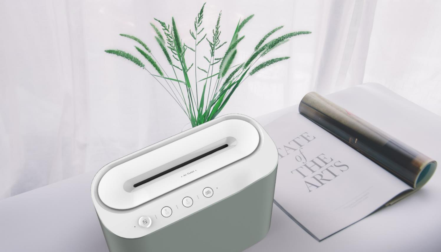 加湿器2_产品设计-来设计