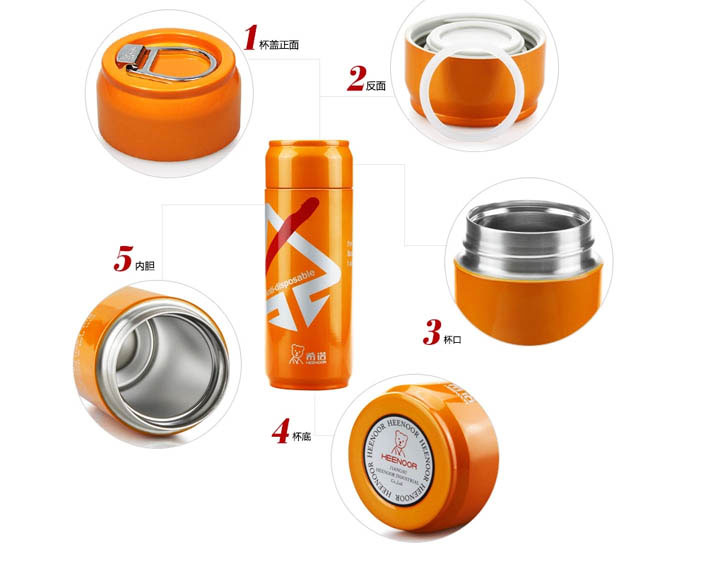 希诺可乐杯2_产品设计-来设计