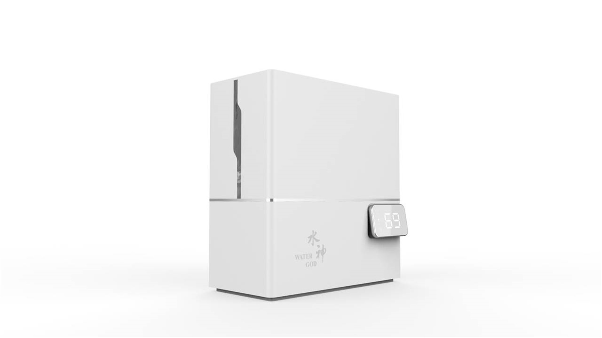 旺旺加湿器_产品设计-来设计